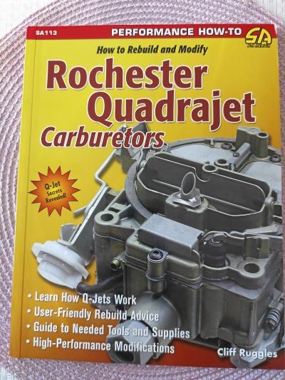 Allt om Rochester Quadrajet