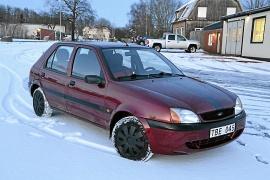 Ford Fiesta 1.3 lågmilad