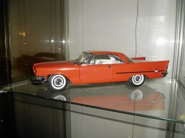 1957 Chrysler 300 C Coupe
