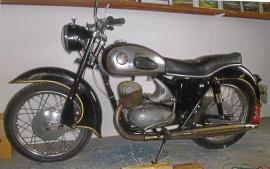 NV 250 cc