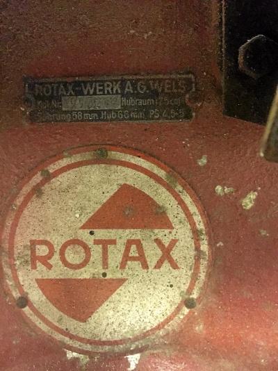 Rotax 175 cm