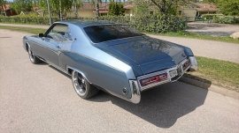 Buick Riviera HT coupe 1970