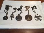 Diverse smycken