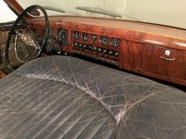 Till Jaguar S-Type, 420 Fram o Baksäte