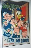 Filmaffisch 1940-tal