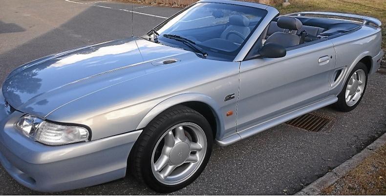 Mustang GT, 5.0  V8