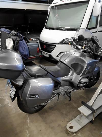 BMW 1100rt touring