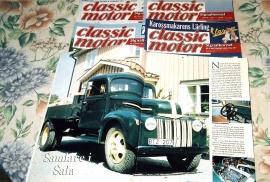 Classic motor Signalhornet