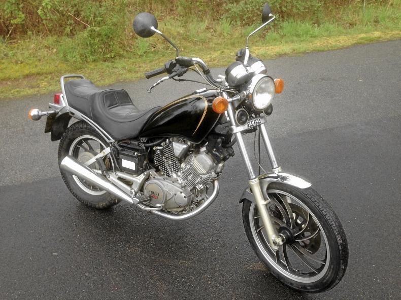 Yamaha xv 400