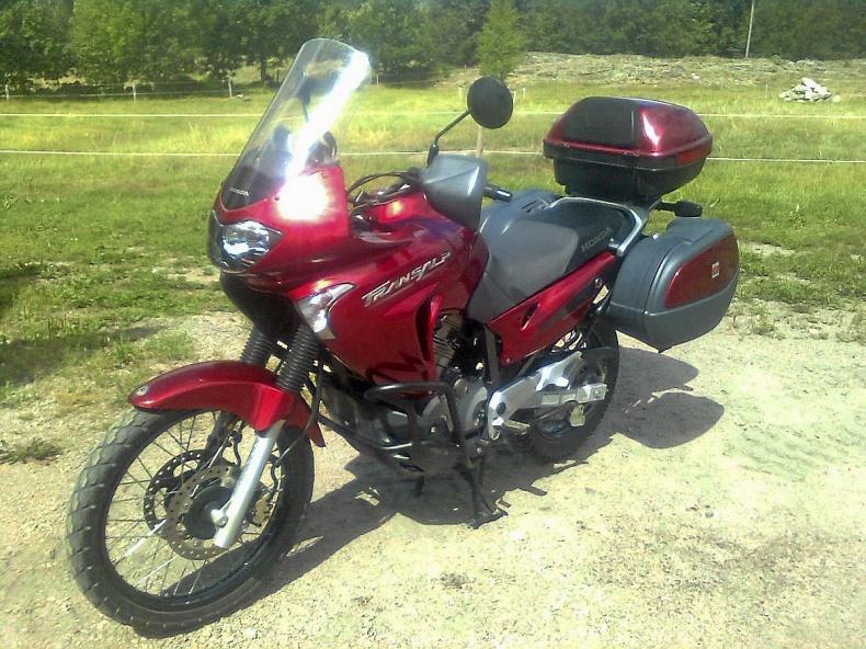 mobile_Honda Transalp