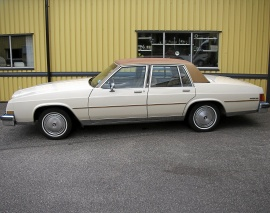 BUICK LIMITED LESABRE