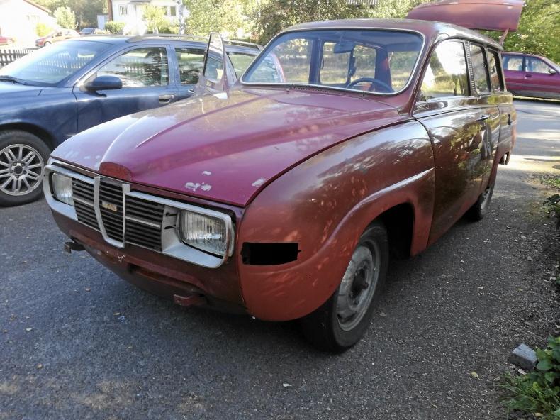 Saab 95 kombi V4