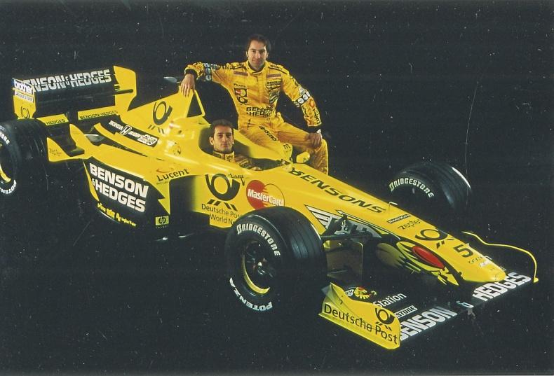 Mc Laren originalmappar Formel 1