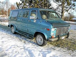 GMC Vandura 2500 Van