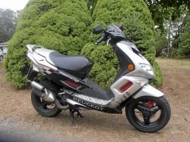 Peugeot speedfight eu moped