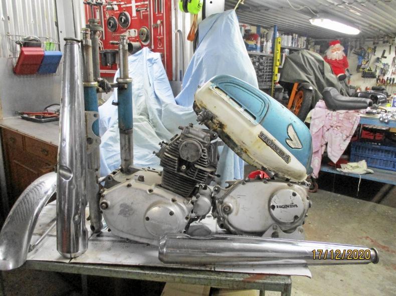 Honda 125 K3
