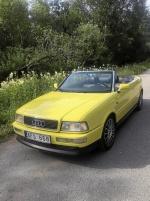 Audi cab
