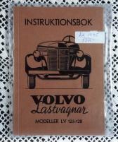 Instruktionsbok Volvo Lastvagnar