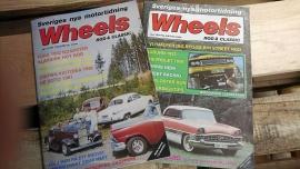 Wheels Magazine nr 1 och många fler