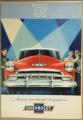 Broschyr Chevrolet 1952