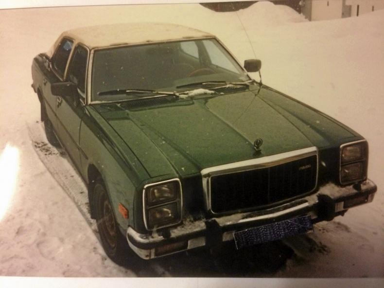 Mazda 929 Legato