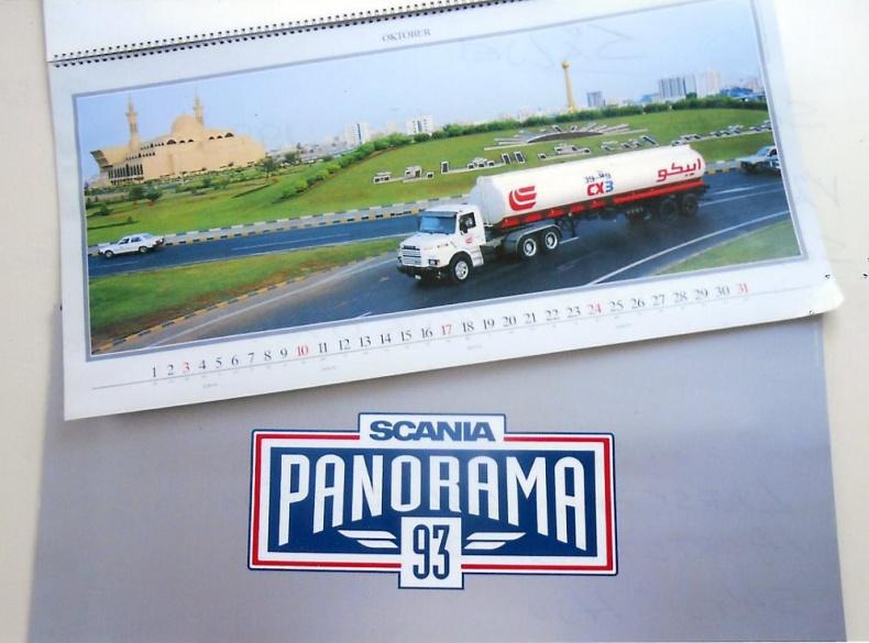 Scania Alamanacka 1993