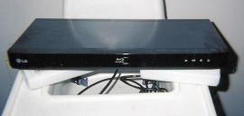 DVD-spelare LG