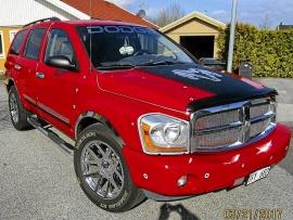 mobile_Toppenfin Dodge Durango SLT med V8 mycket påkostad
