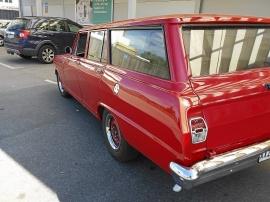 Chevrolet nova hgv byte