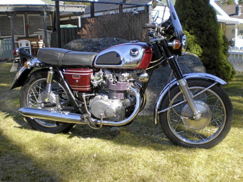 Honda CB 450 K1