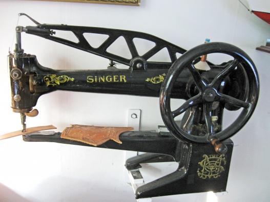 SINGER skomakarmaskin