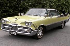 Dodge Custom Royal 2-dr. Coupe