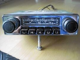 Bilradio Blaupunkt Frankfurt