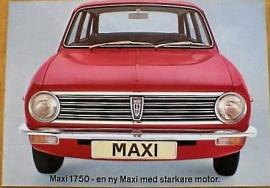 Broschyr Austin Maxi 1750