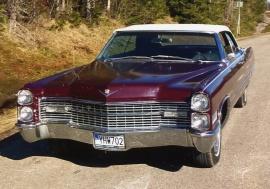 Cadillac Deville cab