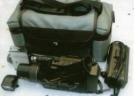 VHS Videokamera