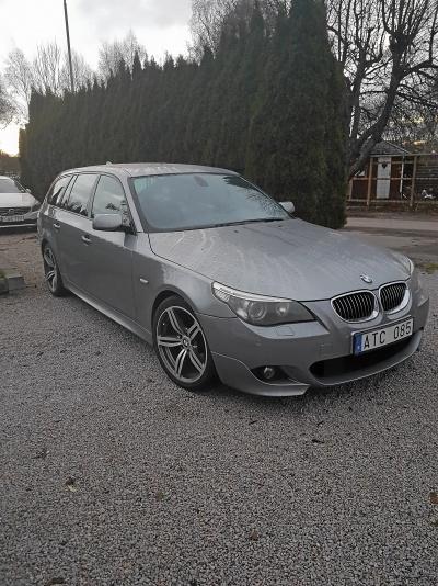 BMW 550i M-sport Touring
