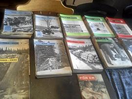 Maskinteknik i jord o skog 1950-1963