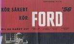 Gruppkorsband till butiker Fordhandlare