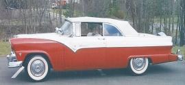 Ford Fairlane cab