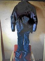Gore-Tex ställ och mc-skor