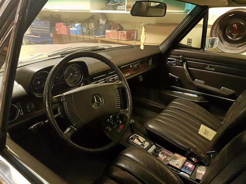 Mercedes-Benz 250CE coupé