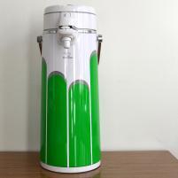 Batteridriven Termos som håller värmen länge