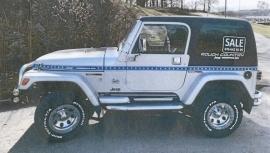 Jeep Wrangler TJ 4.0 4WD aut