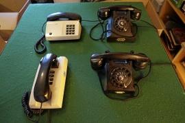 Klassiska telefoner