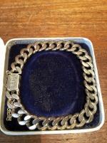 Armband av silver