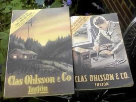 2 st Clas Ohlson & Co från 1933 och 1942
