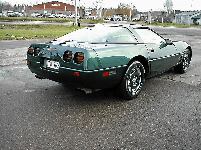 Chevrolet Corvette T-Top