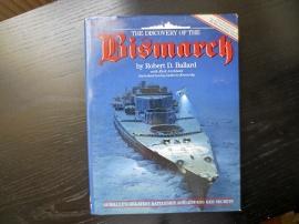 Bismarck, Lusitania och Andrea Doria böcker