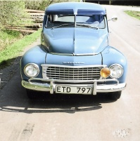 Volvo PV 444 K